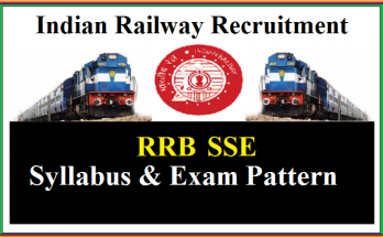 RRB-Senior-Section-Engineer-Syllabus