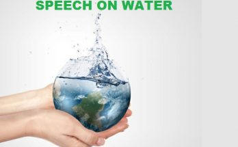 Speech-on-Water
