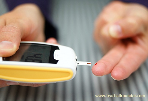 Control diabetes for a healthy heart